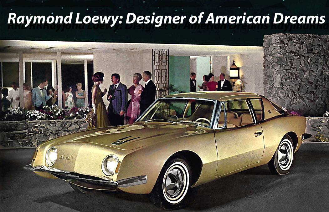 Raymond Loewy Designer Of American Dreams By Frederique Bompuis And Jerome De Missolz,Undercut Shaved Hair Designs